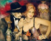 Ma'am Are Those Real Exclusive Giclee Reproduction By Ray Mccarty