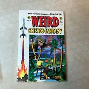 Weird Science-fantasy Vol 1 Annual Ec Comics Reprints First 5 Issues Wally Wood