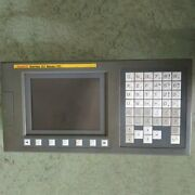 1pcs Used Fanuc A02b-0311-b530 Display Tested In Good Conditionqw