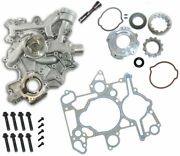 New Genuine Ford Engine Timing Cover Oe 5c3z6608b