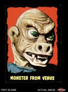 1964 Topps / Bubbles Inc Outer Limits 12 Monster From Venus 7 - Nm