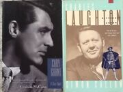 Cary Grant Charles Laughton Bios Dietrich West Hitchcock Lanchester Leigh Sc