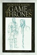 A Game Of Thrones 5 2012 Necra Exclusive Sketch Variant Dynamite Comics Nm