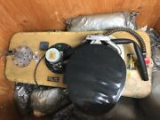 Aircraft Toilet Assy Rh/fwd Or Lh/aft P/n 16000-011 8130-3 Airline Tr 12156