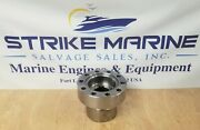 Itp 80mm X 203mm Steel Shaft Coupling, Tapered