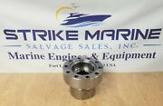 Itp 80mm X 203mm Steel Shaft Coupling Tapered