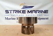 80mm X 203mm Steel Shaft Coupling, Tapered