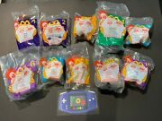 Vintage Mcdonalds Toy Story 2 Buzz Lightyear Happy Meal Toys Toy New Lot Of 24
