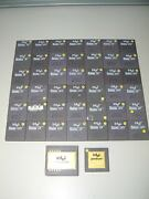 Intel 486dx2 486dx 486sx Processors In Good Working Condition