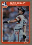 1985 Fleer Update Baseball Pick Complete Your Set 1-132 Rc Xrc Free Shipping