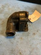 Ip4927 Omc Johnson Evinrude Thermostat Housing Nos 314825 New Old Stock
