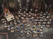 Whms Sob Army Painted Commission Warhammer 40k Sisters Of Battle Adeptus