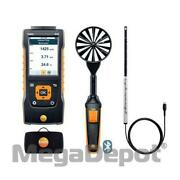 Testo 0563 4406 440 Air Flow Combokit 1 With Hot Wire Probe