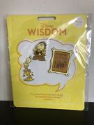 Disney Pins June 2019 Lumiere Beauty And The Beast Wisdom Rare