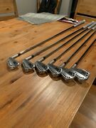 Pxg Gen 2 0311t Irons With 6.0 Rifle Tour Issued Shafts Soft Stepped