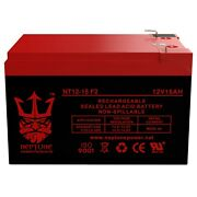 Neptune 12v 15ah F2 Battery Replacement For Hummingbird Fish Finder