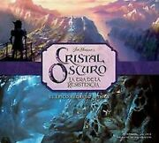 Crystal Dark The Era Of The Resistencia. New Comic And Games