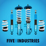 For 03-08 Toyota Matrix Corolla   Five8 Industries Full Adjustable Coilovers Kit