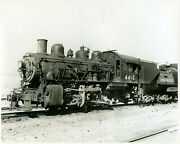 Vintage 8x10 Photo Union Pacific 0-4-0 Switcher Engine 4410 - Official Up 37943