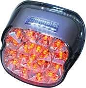 Harddrive L24-0433mled Laydown Led Taillight Smoked Lens
