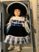 Lasting Impressions Companion Collection Doll With Case And Additional Dress