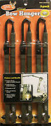 Hme Products Folding Bow Hanger 3 Pack 20 Fbh-3 00917 Screw In Elite Gun