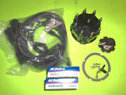 5.0 5.7 350 Tune Up Kit Cap Rotor Wires Spark Plugs Mercruiser Mr43lts