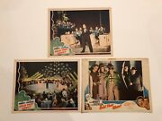 Vintage Original 1941 Abbott And Costello Hold That Ghost Lobby Card