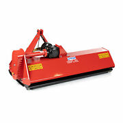 Titan Attachments Flail Mower 6 Ft Cat 1 3 Point Pto Tractor Attachment
