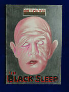2010 Classic Vintage Sci-fi And Horror Movie Posters Richard Salvucci Sketch Card