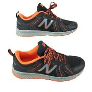 Womenand039s Sz 10 New Balance T590v4 Trail Runner Hiking Traction Lightweight [q11]