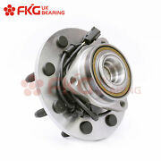 1front Wheel Bearing Hub Assembly For Dodge Ram 2500 3500 W/abs 2wd Rwd 515089