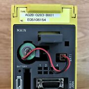 1pcs Used Fanuc A02b-0283-b801 Servo Amplifier Tested In Good Conditionqw