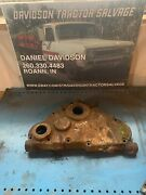 Oliver Hart Parr Early 70 Timing Cover Antique Tractor