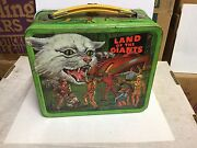 Land Of The Giants Tv Show Very Rare Metal Lunch Box 1968