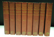 Eight Volume Set Complete Works Of William Shakespear With Engravings
