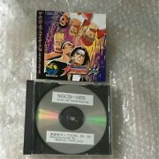 Snk Neogeo King Of Fighters And3994 Ngcd-055 Compact Disc Game Novelty Ltd Jpn