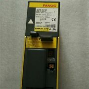 1pcs Used Fanuc A06b-6114-h202 Servo Amplifier Tested In Good Conditionqw