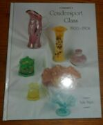 Coudersport Glass 1900-1904 By Tulla Majot With Paul Heimel