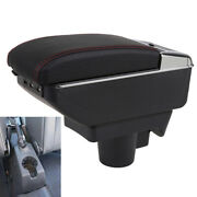 Armrest Box For Opel Astra H 2004-2008 Central Console Storage Box Lid 7 Usb