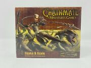 Dungeons And Dragons Chainmail Snake And Scale Ravilla Set 2 Combo Box Dandd