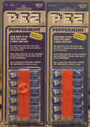 Pez Red Monocromatic And Regular Dispensers