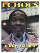 Echoes Newspaper 4 September 1999 Terry Callier Public Enemy Don Ricardo
