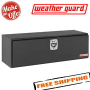 Weather Guard 560-5-02 Steel Under Bed Box, 11.2 Cu Ft