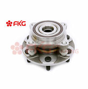 New Front Wheel Hub Bearing Assembly Fits For 05-15 Toyota Tacoma 4x4 4wd 515040