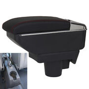 Armrest Box For Opel Astra H 2004-2008 Central Console Storage Box Arm Rest