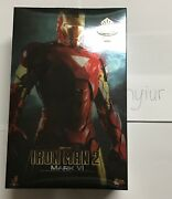 Iron Man 2 Mark Vi Sideshow Exclusive Hot Toys Never Displayed