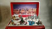 Drink Coca Cola Ice Cold Hometown Holiday Animated Music Box