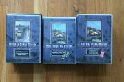 41 Dream Plan Build Train Dvd Lot Great American Layouts Special Projects Layout