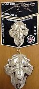 Ktemaque Lodge 15 - All 3 Noac 2015 2 Piece Patch Sets And Dangle